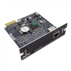 APC - SCHNEIDER UPS NETWORK MANAGEMENT CARD 2