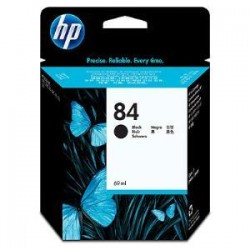 HP 84 69ml Black Ink Cart C5016A