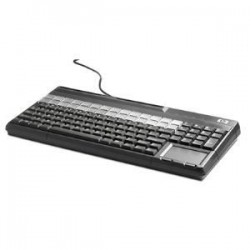 HP POS KEYBOARD WITH INTEGRATED MSR