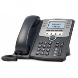 CISCO 12 Line IP Phone With Display PoE and P