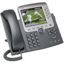 Cisco Unified IP Phone 7975 Gig Etherne