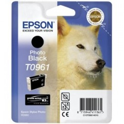EPSON T0961 INK CARTRIDGE PHOTO BLACK