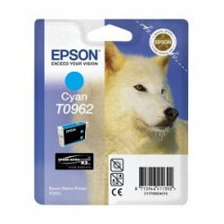 EPSON T0962 INK CARTRIDGE CYAN-R2880