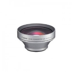 CANON WDH37C WIDE ANGLE LENS FOR HF10 HF100