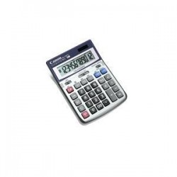 CANON HS1200TS 12 DIGIT DT CALCULATOR W/ TAX