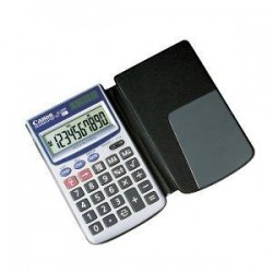CANON LS153TS 10 DIGIT HANDHELD CALCULATOR