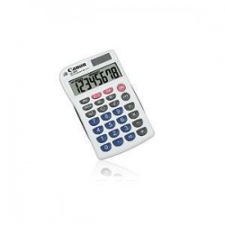 CANON LS330H 10 DIGIT POCKET CALCULATOR