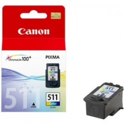 CANON CL511 FINE COLOUR INK CARTRIDGE
