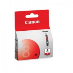 CANON CLI8R PRO9000 RED INK CARTRIDGE