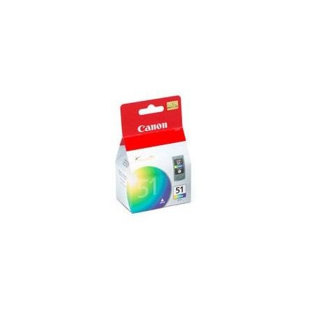 CANON COLOUR INK CARTRIDGE CL51 (HIGH YIELD)
