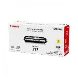 CANON CART317Y YLLW TONER CART FOR MF8450C 4K