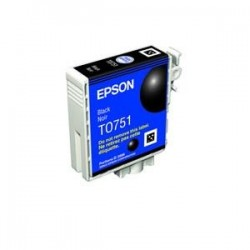 EPSON T0751 C59 INK CARTRIDGE BLACK