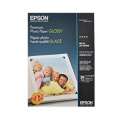 EPSON S041288 PREM GLOSSY PHOTO PAPER A3