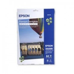 EPSON S041332 PREM SEMIGLOSS PHOTO PAPER A4
