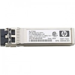 HPE 8Gb Short Wave FC SFP+ 1 Pack