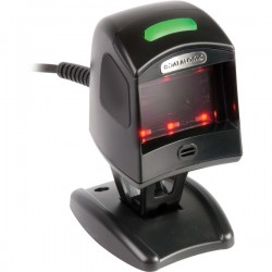 DATALOGIC 1100I BLACK NO BUTTON KBW STAND