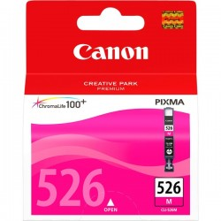 CANON CLI526M MAGENTA INK CARTRIDGE.