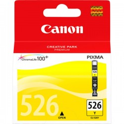 CANON CLI526Y YELLOW INK CARTRIDGE