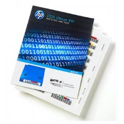 HPE HP LTO5 Ultrium WORM Bar Code Label Pack