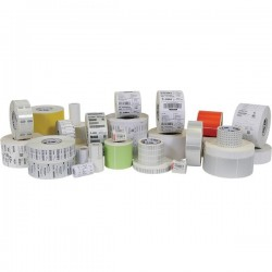 ZEBRA PAPER LABEL Z-PERFORM 2000T 3IN X2IN