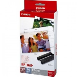 CANON KP36IP INK/PAPER PACK 148X100MM