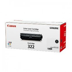 CANON CART322BK BLACK CARTRIDGE