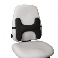KENSINGTON MEMORY FOAM LUMBAR BACK REST