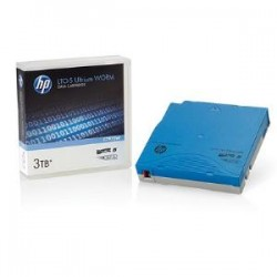 HPE HP LTO5 Ultrium 1.5TB/3TB* WORM Data Car