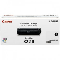 CANON CART322BKII HY BLACK CARTRIDGE