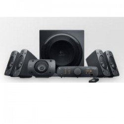 LOGITECH Z906 SURROUND SPEAKERS 5.1