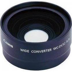 CANON WCDC52 Wide Converter Lens