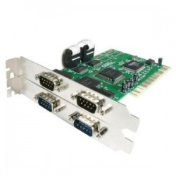 STARTECH 4 Port PCI Serial Adapter Card