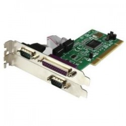 STARTECH 2S1P PCI Serial Parallel Combo Card