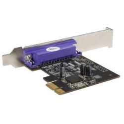 STARTECH 1 Port PCIe DP Parallel Adapter Card