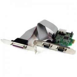 STARTECH 2S1P PCIe Parallel Serial Combo Card