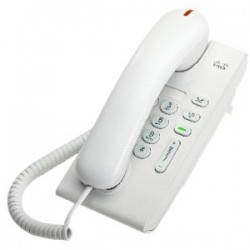 CISCO UC PHONE 6901 WHITE STANDARD