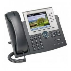 Cisco UC Phone 7965 Gig Color with 1