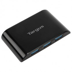 TARGUS 4-PORT USB3.0 POWERED HUB FAST CHARGING