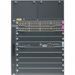 CISCO Catalyst4500E 7 slot chassis for 48Gbps