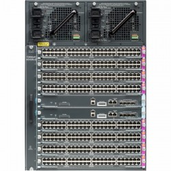 CISCO Catalyst4500E 10 slot chassis for 48Gbps