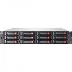 HPE P2000 LFF Modular Smart Array Chassis