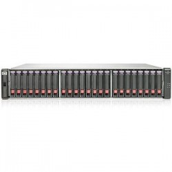 HPE P2000 SFF Modular Smart Array Chassis