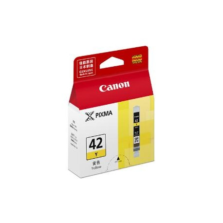 CANON CLI42Y Yellow ink tank for PIXMA PRO100