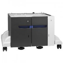 HP LaserJet 1 x 3500-sheet Feeder & Stan