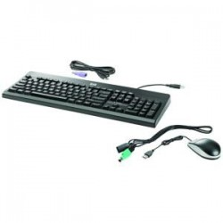 HP USB PS/2 WASHABLE KEYBOARD MOUSE