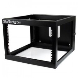 STARTECH 6U 22 Open Frame Wall Mount Server Rack