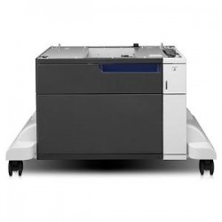 HP LaserJet 1x500-sheet Feeder and Stand