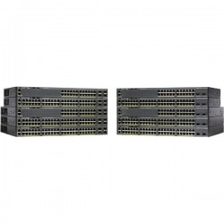 CISCO Catalyst 2960-X 24 GigE 2 x 1G SFP
