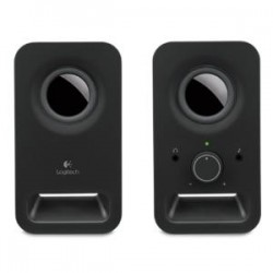 LOGITECH Z150 Multimedia Speakers- Midnight Blac.