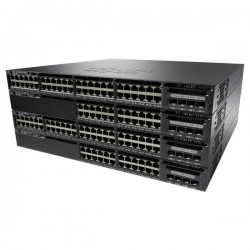 CISCO Catalyst 3650 48P PoE 2x10G UPL IP Base